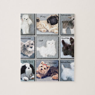 Popular Pooches Jigsaw Puzzle