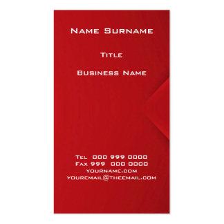 Popular Red Envelope Business Cards