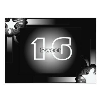 Popular Sweet Sixteen  -Customize Card
