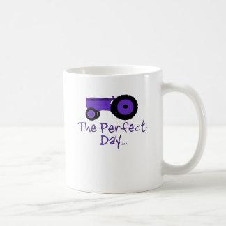 Popular tractor coffee mug