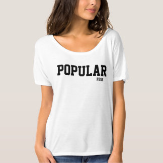 Popular Women's T T-Shirt