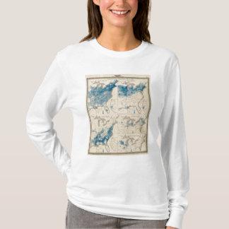 Population United States census 2 T-Shirt