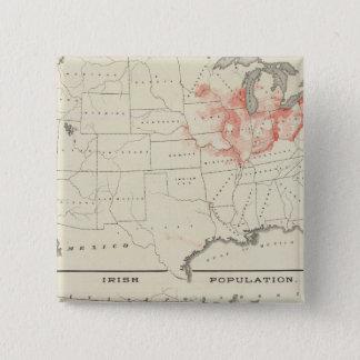 Population United States census Button