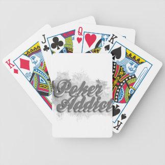 Póquer addict baraja cartas de poker