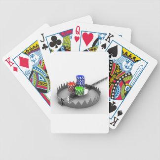 Póquer Tarjetas TRAP ADICTEL Baraja De Cartas