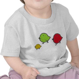 Por Bebés de la salsa de Cerebro Camisetas