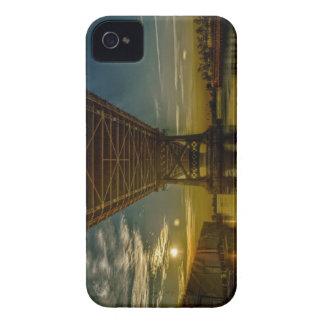 Por debajo Benny Franky Carcasa Para iPhone 4