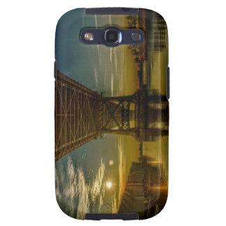 Por debajo Benny Franky Samsung Galaxy S3 Carcasas