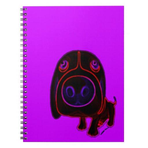 Por el cuaderno del perrito