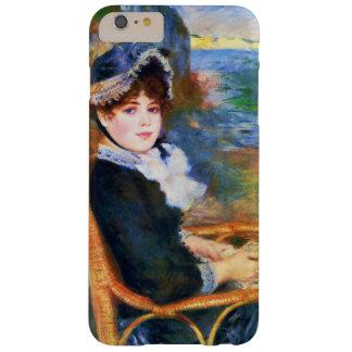 Por el mar de Pedro Auguste Renoir Funda Barely There iPhone 6 Plus