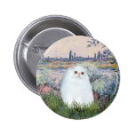 Por el Sena - gatito persa blanco #49 Pins