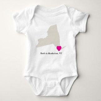 Por encargo en amor de Manhattan, Estado de Nuevo Body Para Bebé