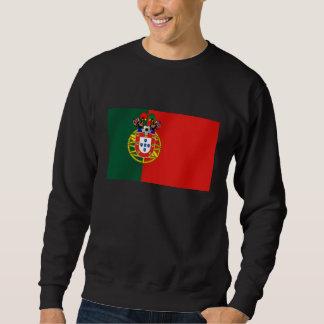 Por Fás de Portugal de Bandeira Portuguesa Sudaderas Encapuchadas