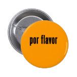 por flavor pin
