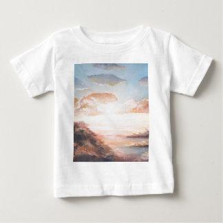 Pôr-hacer-Solenoide/puesta del sol T-shirt