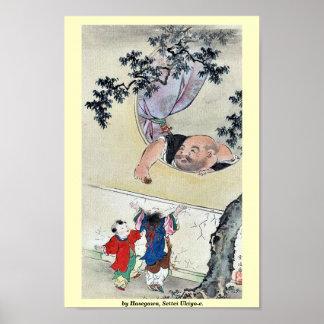 por Hasegawa, Settei Ukiyo-e. Posters