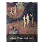 Por Hieronymus Bosch (la mejor calidad) Flyer A Todo Color