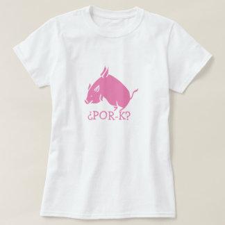 Por K T-Shirt