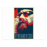 Por la barba de Zeus Postal