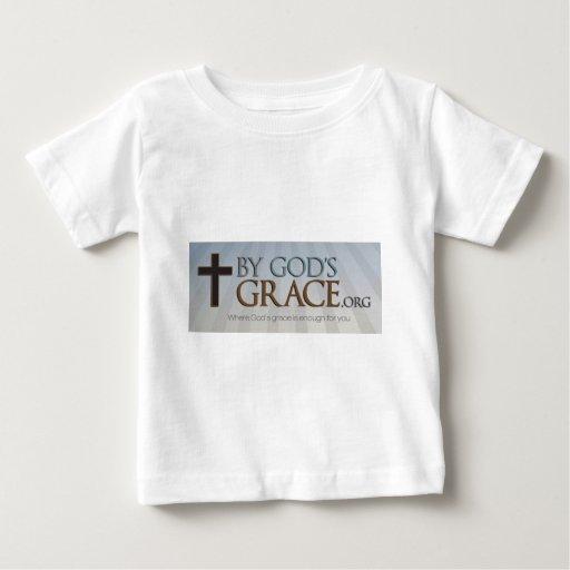 Por la colección de la tolerancia de dios camisas