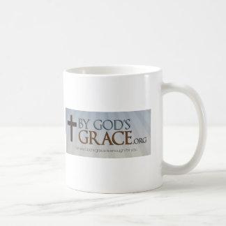 Por la colección de la tolerancia de dios taza clásica