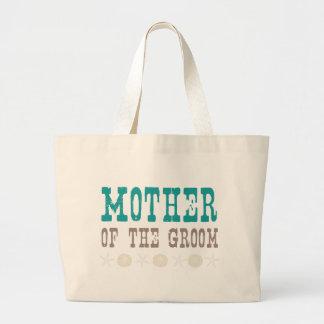 Por la madre del mar del novio bolsa de mano