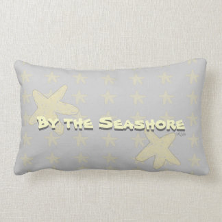 Por las estrellas de mar de la costa almohadas
