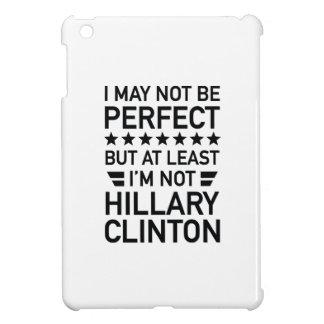 Por lo menos no soy Hillary