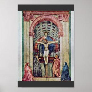 Por Masaccio (la mejor calidad) Póster