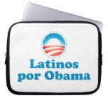Por Obama de los Latinos Fundas Computadoras