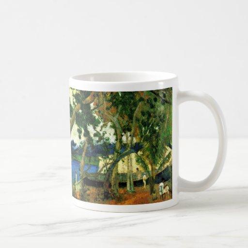 Por Paul Gauguin (la mejor calidad) Taza De Café