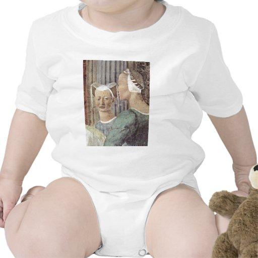 Por Piero della Francesca (la mejor calidad) Camiseta