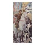 Por Piero della Francesca (la mejor calidad) Lona Publicitaria