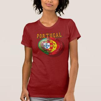 """Por Portugueses de las boleadoras de """"Portugal"""" Camisetas"""