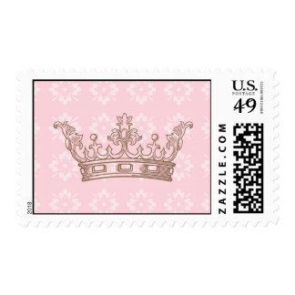 Por princesa Tiara del decreto real Sello Postal