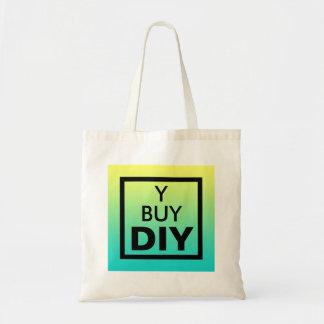 ¿Por qué compra? Declaración de DIY