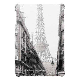 Por que eu amo Paris - Why do I love Paris Cover For The iPad Mini