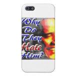 ¿Por qué lo odian? iPhone 5 Cárcasa