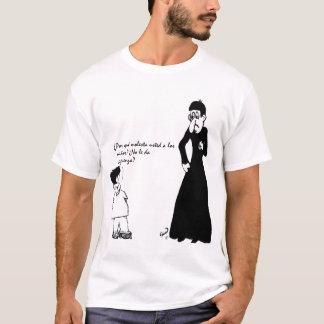 ¿Por qué molesta usted a los niños? T-Shirt