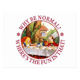 ¿Por qué sea normal? ¿Dónde está la diversión en Postal
