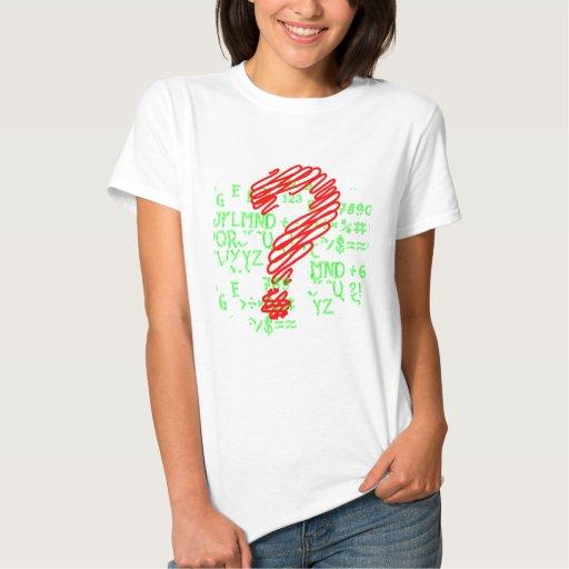 ¿Por qué? T-shirts