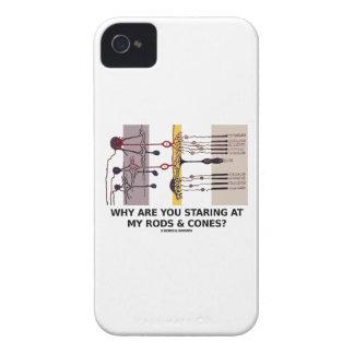 ¿Por qué usted está mirando fijamente mis Roces y iPhone 4 Fundas