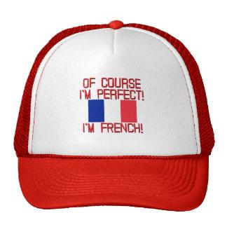 por supuesto im im perfecto FRENCH.png Gorra