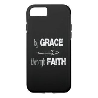 Por verso de la biblia de la tolerancia funda iPhone 7