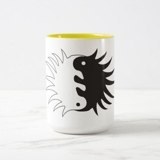 Porc Yang Cup of Joe Mugs