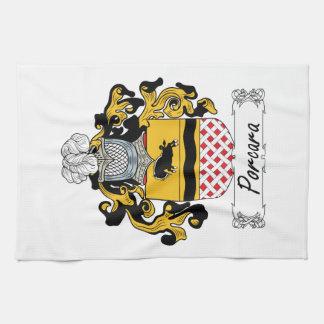 Porcara Family Crest Towel