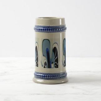 Porcelain, Designs By Che Dean Mug