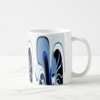 Porcelain, Designs By Che Dean Classic White Coffee Mug