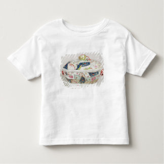 Porcelain dish, 18th century toddler t-shirt