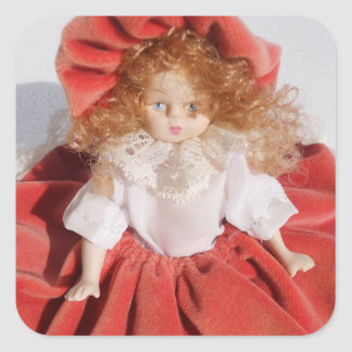 porcelain doll stickers